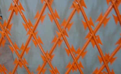 监狱焊接刀片刺网