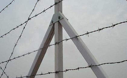 刺绳复合立柱