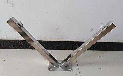 刀片刺绳V型支架